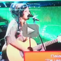 Naia Kete - The Lazy Song (The Voice Audition)