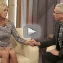 Kate gosselin cries on dr drew