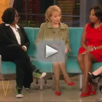 Star jones on the view 2012