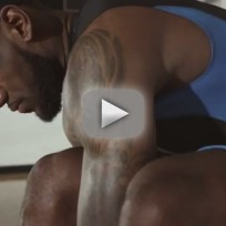 LeBron James Nike Plus Ad