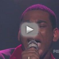 "Joshua Ledet - ""You Pulled Me Through"""