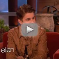 Justin Bieber Birthday Surprise