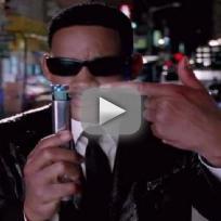 Men in Black 3 Movie Trailer
