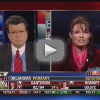 Sarah Palin on Voting For Newt Gingrich