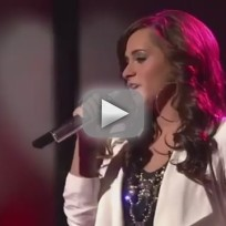 "Skylar Laine - ""Where Do Broken Hearts Go"" (American Idol Top 13)"