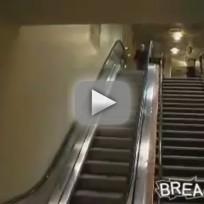 Escalator Superman
