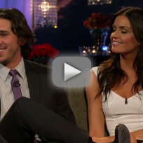 Ben flajnik and courtney robertson on the bachelor after the fin