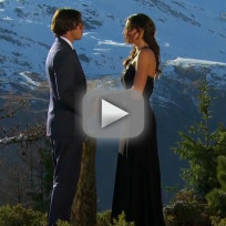 The bachelor finale ben flajnik proposes to courtney robertson