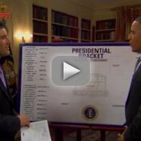 NCAA Tournament Picks: Barack-etology