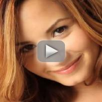 Demi Lovato Give Your Heart a Break Video Tease