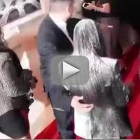 Kim Kardashian: Flour Bombed!