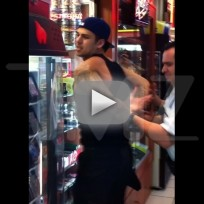 Rob Kardashian Detained by Miami Police