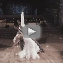 Jaleel White & Kym Johnson - Jive (DWTS Week 2)
