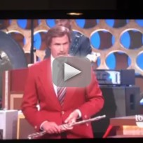 Will ferrell announces anchorman sequel on conan