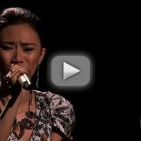 "Jessica Sanchez - ""Sweet Dreams"""