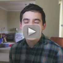 David Archuleta Says Goodbye