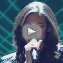 "Ashley De La Rosa - ""Right Through You"" (The Voice)"