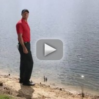 Tiger Woods Golfsmith Ad