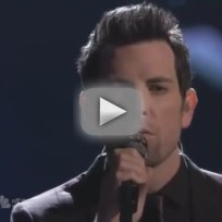 "Chris Mann - ""Bridge Over Troubled Water"" (The Voice)"