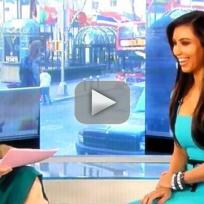 Kim Kardashian and Kanye West Chatter on The Today Show