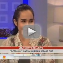 Nadya Suleman on Today