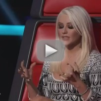 The Voice: Christina Aguilera Shreds Tony Lucca