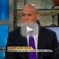Cory Booker on CBS This Morning