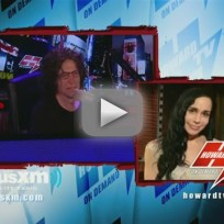 Howard Stern Talks Dirty to Octomom