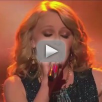 "Hollie Cavanagh - ""Rolling In The Deep"""