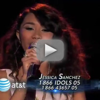"Jessica Sanchez - ""Fallin"""