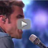 Kris allen the vision of love american idol results show