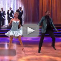 Jaleel White & Kym Johnson - Rumba (DWTS Week 6)
