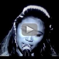 Jessica sanchez bohemian rhapsody