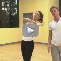 Maria Menounos & Derek Hough - Paso Doble (DWTS Week 7)