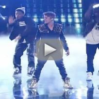 Justin Bieber - Boyfriend (Live on The Voice)