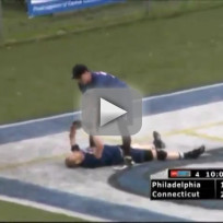 Best Ultimate Frisbee Catch Ever