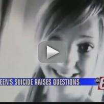 Rachel Ehmke Suicide Case Sparks Investigation