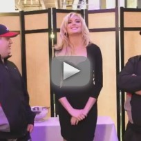 Kate Upton MLB Fan Cave Dance Video