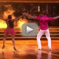 William Levy & Cheryl Burke - Samba (Dancing With the Stars)