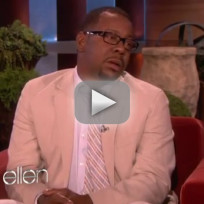 Bobby brown on ellen