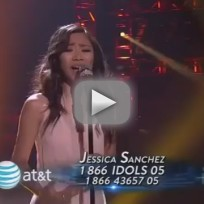 "Jessica Sanchez - ""The Prayer"""