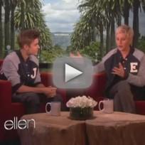 Justin Bieber Graduates!
