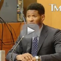 Usher Testifies in Court