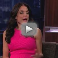 Bethenny Frankel on Jimmy Kimmel Live (Part 1)