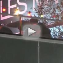 Robert Pattinson and Kristen Stewart Kissing, Cuddling in Cannes