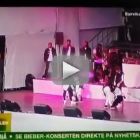 "Justin Bieber - ""As Long as You Love Me"" (Live in Norway)"