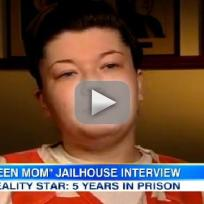 Amber Portwood Jailhouse Interview