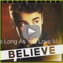 Justin Bieber Album Preview