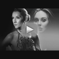 Celine dion covers rolling in the deep