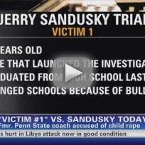 Jerry Sandusky Victim #1 Testimony